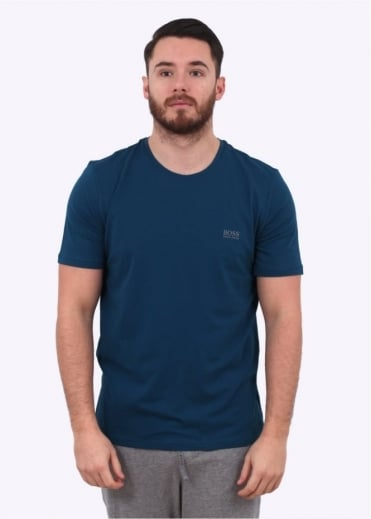Hugo Boss Black T-Shirt RN - Medium Blue