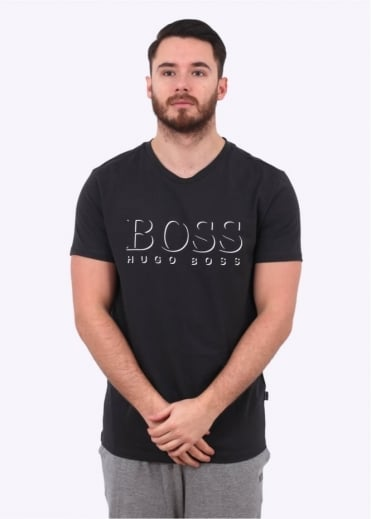 Hugo Boss Black T-Shirt RN - Charcoal
