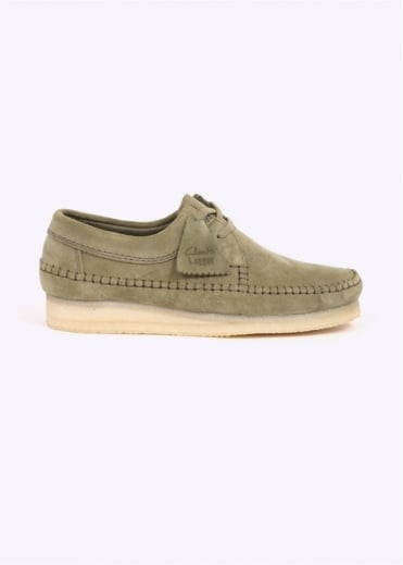 Clarks Originals Weaver - Forest Green