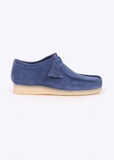 Clarks Originals Wallabee - Night Blue