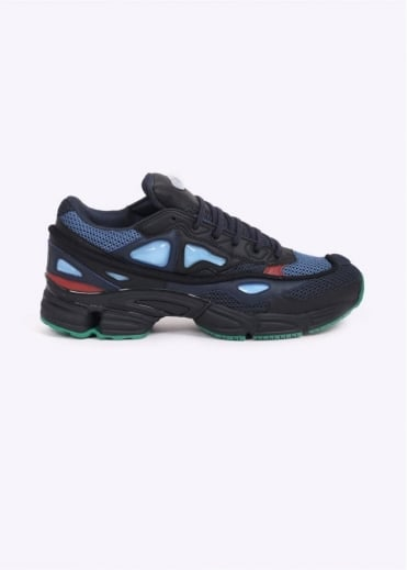 Adidas Originals X Raf Simons Ozweego 2 Trainers - Night Marine