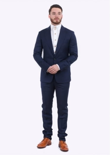 Vivienne Westwood James Suit - Navy