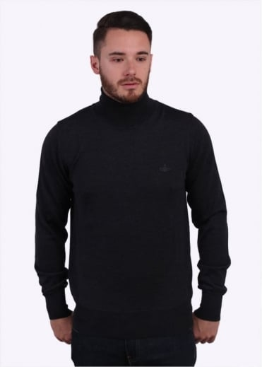 Vivienne Westwood Classic Rollneck - Grey