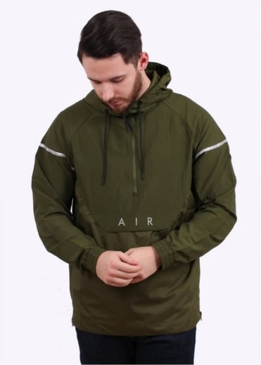 Nike Apparel Sportswear Jacket - Legion Green