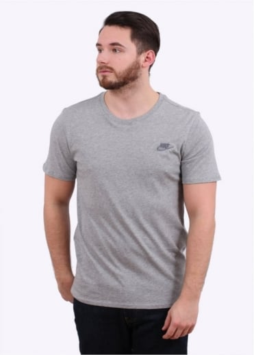 Nike Apparel Club Tee - Grey