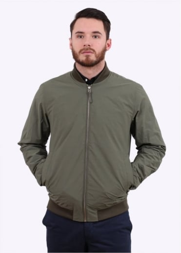 Norse Projects Ryan Crisp Cotton - Dried Olive