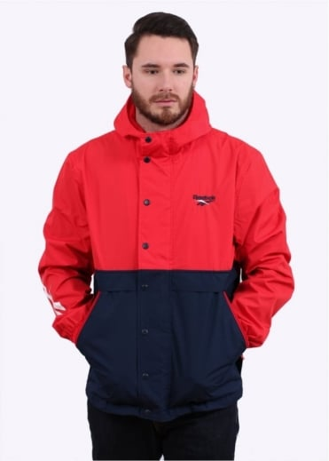 Reebok LF Vector Jacket - Primal Red