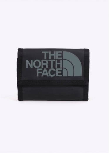 The North Face Base Camp Wallet - Black