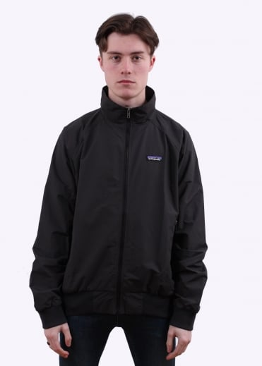 Patagonia Baggies Jacket Ink - Black