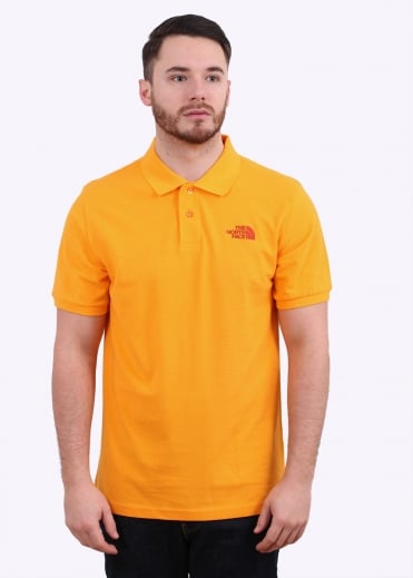 The North Face Polo Piquet - Zinnia Orange