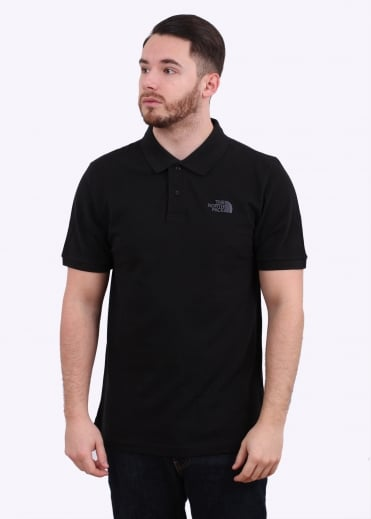 The North Face Polo Piquet - Black