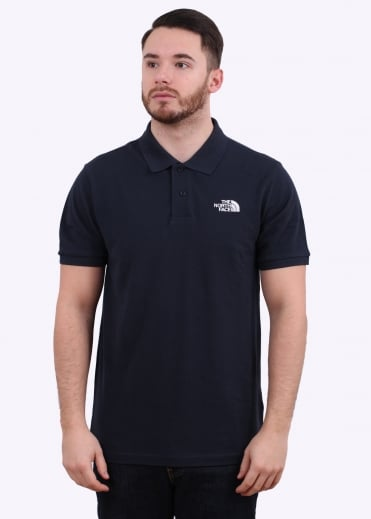 The North Face Polo Piquet - Navy