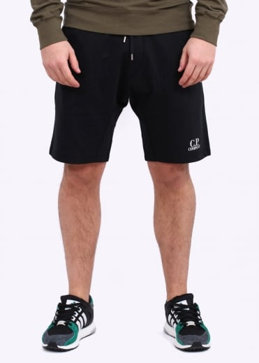 C.P. Company Sweat Shorts - Navy Blue
