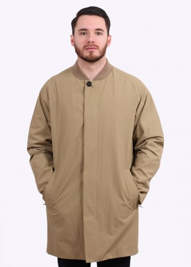 Barbour Casterfell Casual - Light Sand