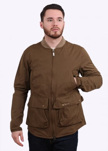Barbour Camber Casual - Dark Sand