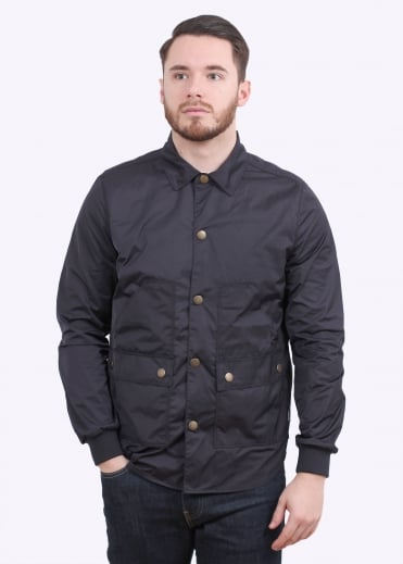 Barbour Alan Overshirt - Navy