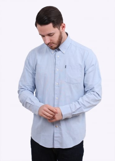 Barbour Stanley Shirt - Blue