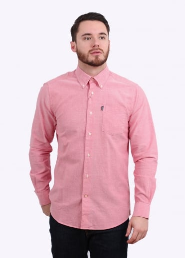 Barbour Stanley Shirt - Red