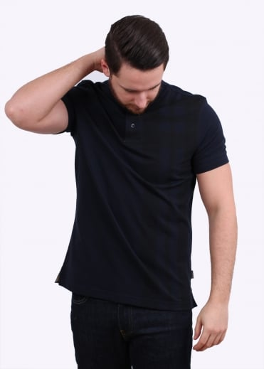 Barbour Howard Polo - Navy