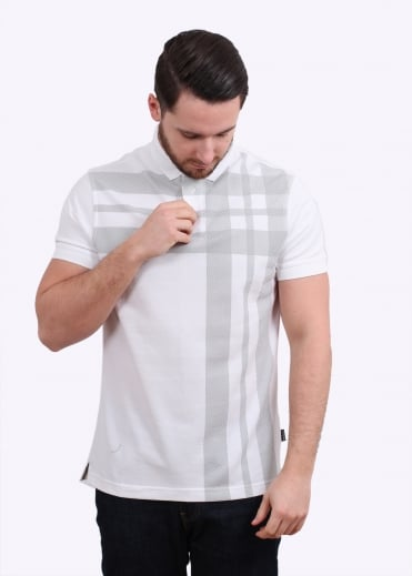 Barbour Howard Polo - White