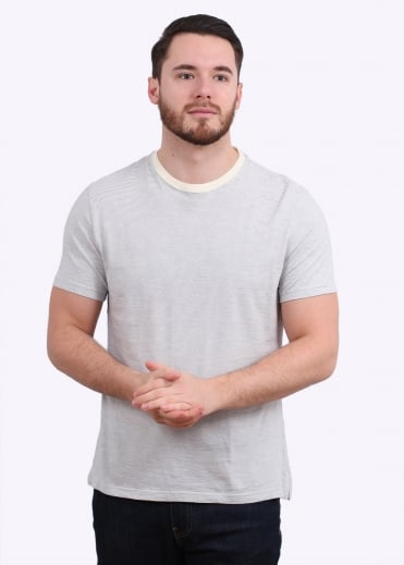 Barbour Marsh Tee - Neutral