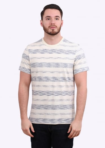Barbour Reef Tee - Neutral