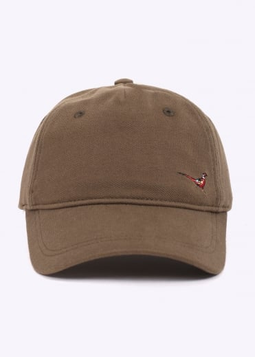 Barbour Cathal Sports Cap - Olive