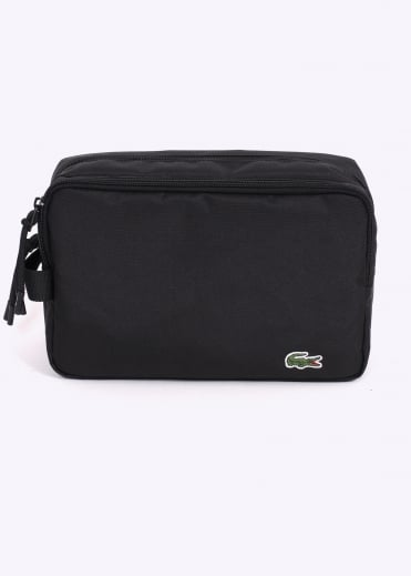 Lacoste Toilet Kit - Black