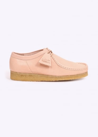 Clarks Originals Wallabee Natural Leather - Tan