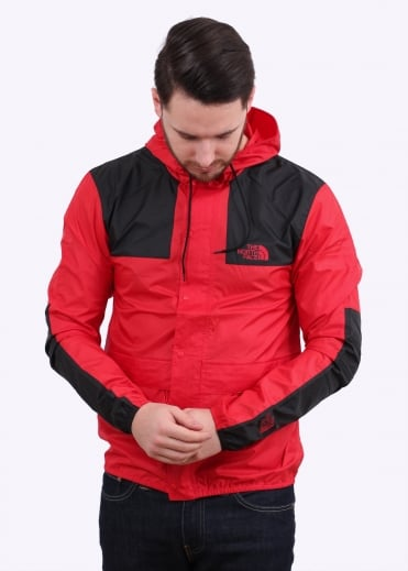 The North Face 1985 Seasonal Jacket - Red / Black