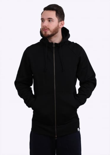 Adidas Originals Footwear X By O Full Zip Hoodie - Black