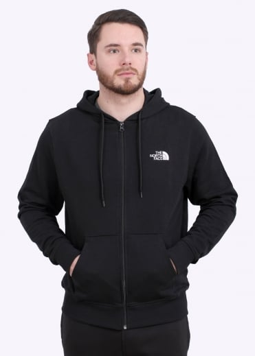 The North Face Open Gate Full Zip - Black