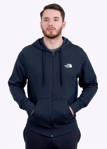 The North Face Open Gate Full Zip - Urban Navy