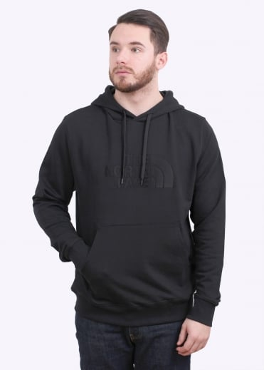 The North Face Light Drew Peak Hoodie - Black
