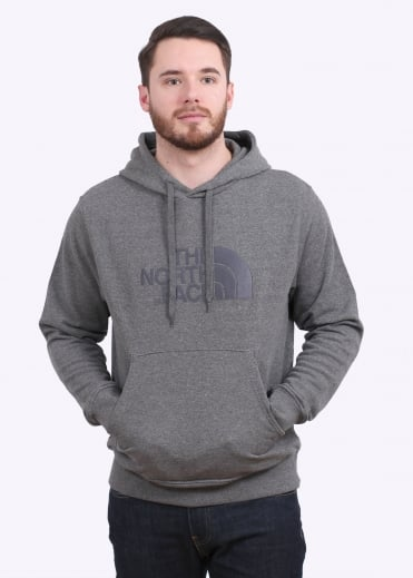 The North Face Light Drew Peak Hoodie - Medium Grey