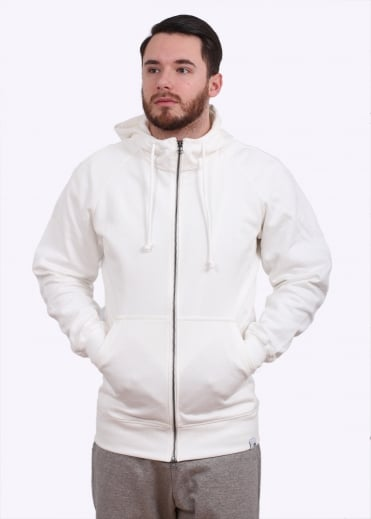 Adidas Originals Apparel X By O Full Zip Hoodie - White