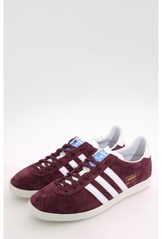 Adidas Originals Gazelle Og Maroon Triads