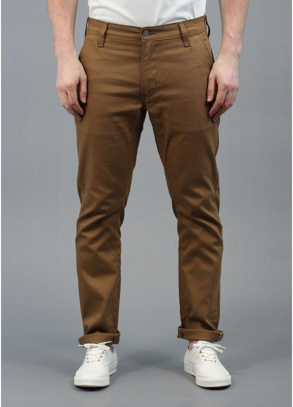 Levi S Commuter 511 Skinny Chino Trousers Cougar Triads