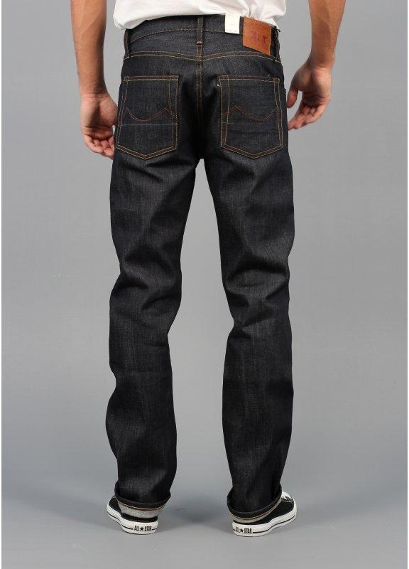 Big E Elvis Raw Denim Jeans