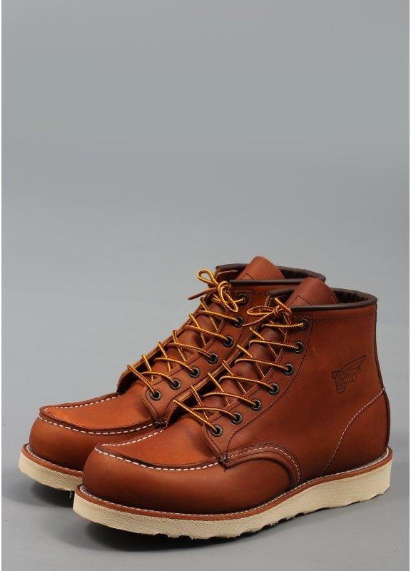 New Red Wing 2931 Heritage Work 6quot Ice Cutter Boot Red Maple Ottertail