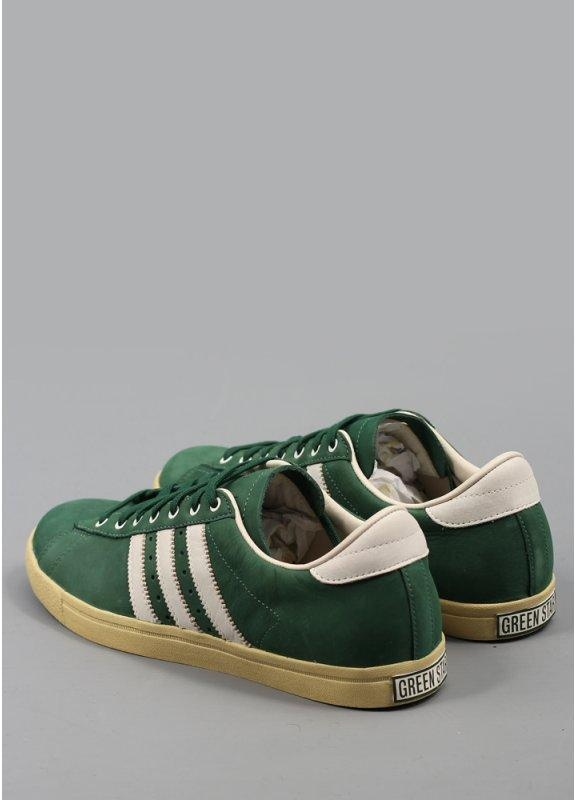 adidas originals star Green