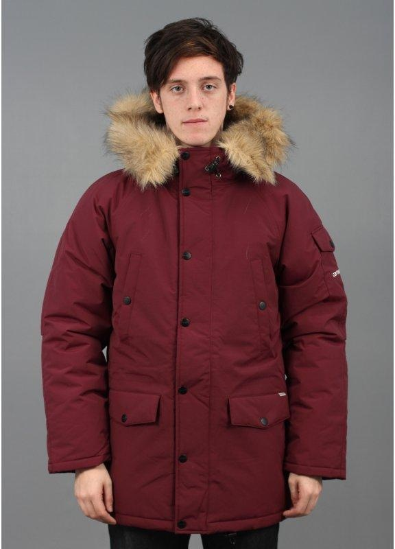 Carhartt Anchorage Hooded Parka Wine