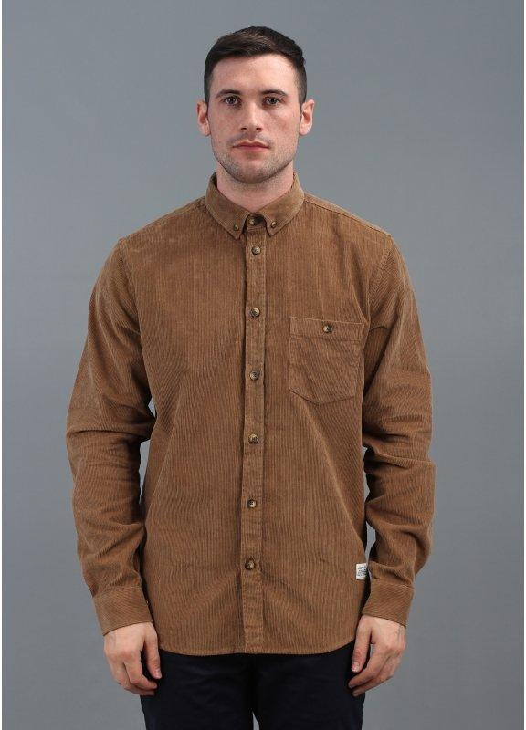 Norse Projects Anton Corduroy Shirt Beige