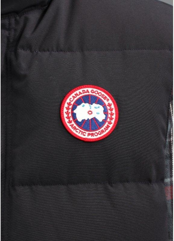 canada goose fake badge