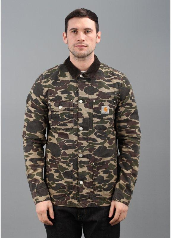 Carhartt Michigan Coat Camo