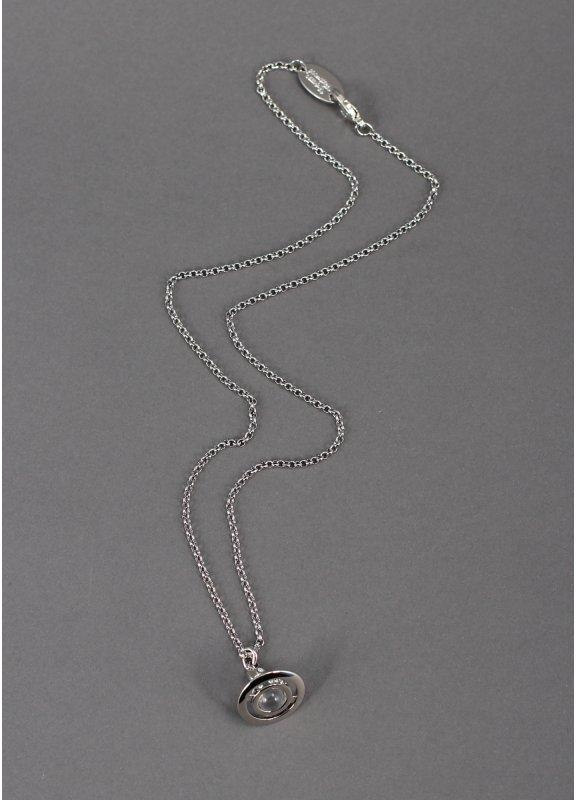 Vivienne Westwood Jewellery Petite Orb Pendant Necklace Ss13