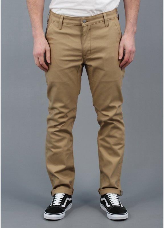 Levis 511 Slim Chino Trousers Sand