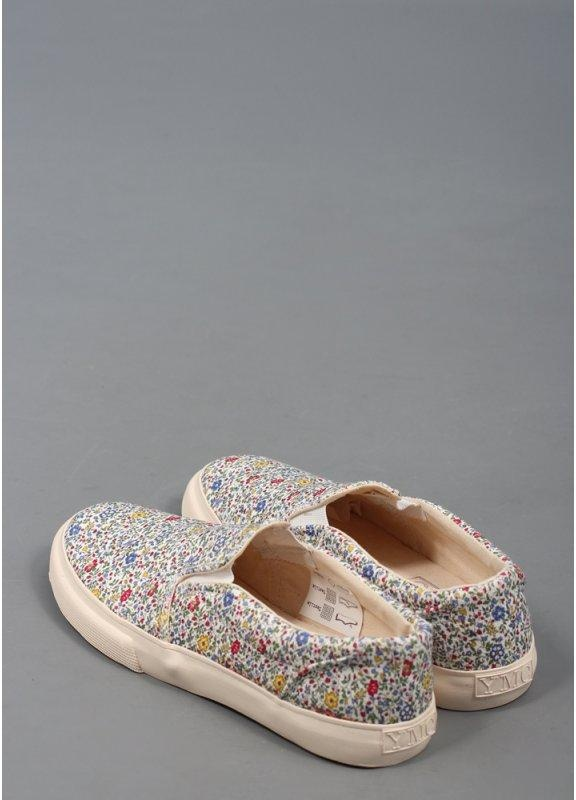Paul Smith Floral Slip On Shoes Ladies