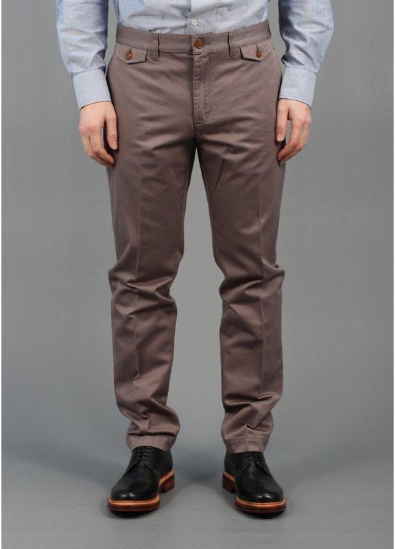 Vivienne Westwood Smart Chino Pants Light Grey