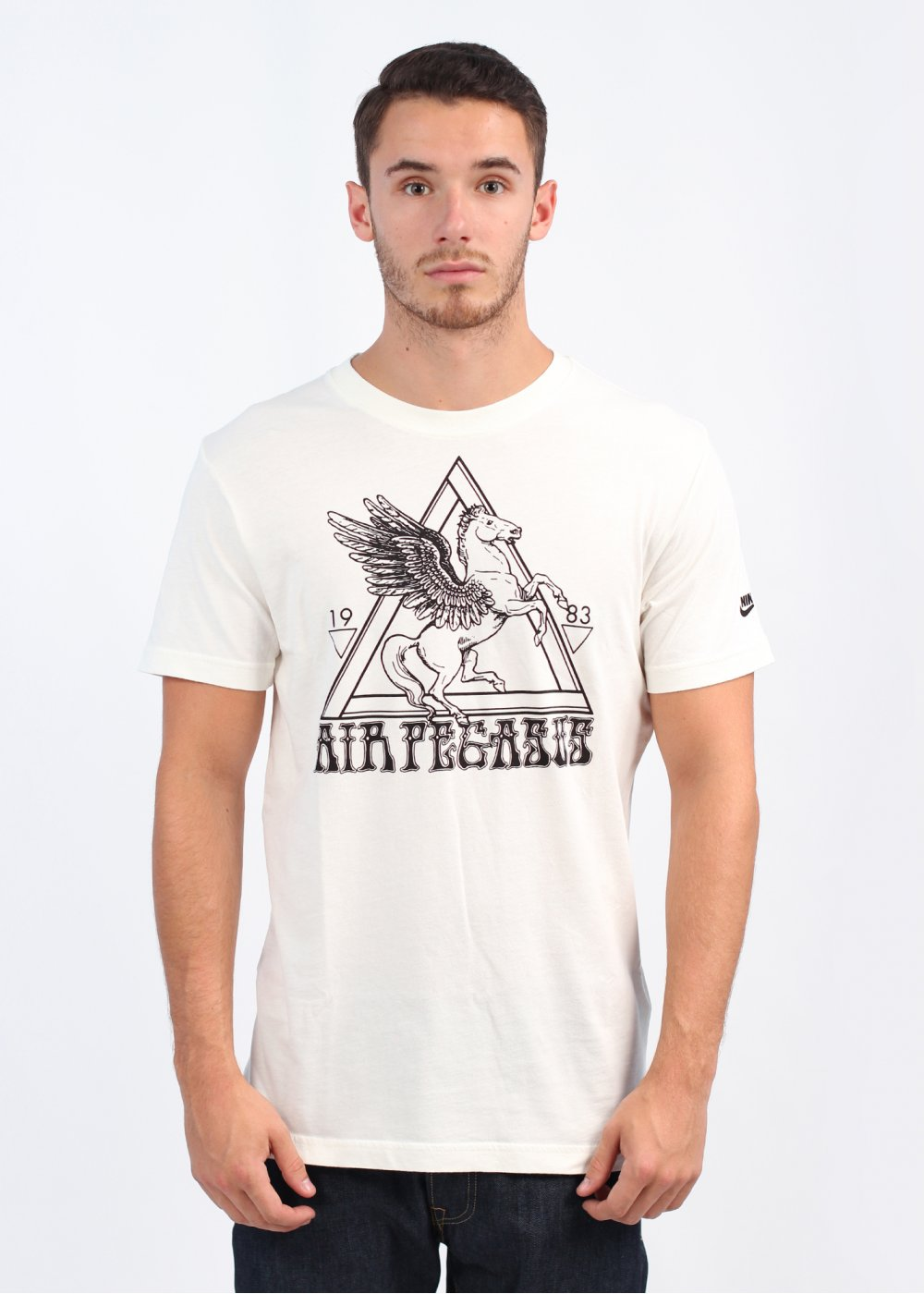 Nike Air Pegasus World Tour Tee White